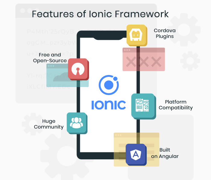features of Ionic Framework